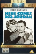 Here Comes Mr. Jordan (1941) afişi