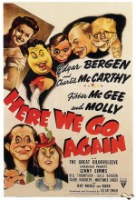 Here We Go Again (1942) afişi