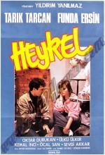 Heykel (1988) afişi