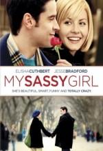 Benim Hırçın Sevgilim (2008) afişi