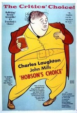 Hobson's Choice (1954) afişi