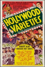 Hollywood Varieties (1949) afişi