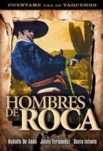Hombres De Roca (1966) afişi