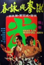 Hong Quan Yu Yong Chun (1974) afişi