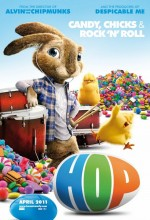 Hop (2011) afişi