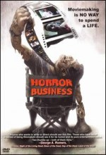 Horror Business (2005) afişi