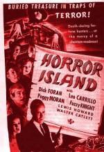 Horror ısland (ı) (1941) afişi