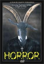 Horror (2002) afişi