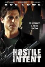 Hostile ıntent (1997) afişi