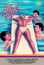 Hot Resort (1985) afişi