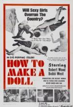 How To Make A Doll (1968) afişi