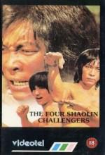 Huang Fei Hong Si Da Di Zi (1977) afişi