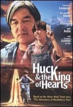Huck And The King Of Hearts (1993) afişi