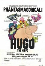 Hugo The Hippo (1975) afişi