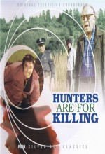 Hunters Are For Killing (1970) afişi