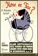 Hvor Er Far? (1948) afişi