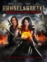 Hansel ve Gretel: Büyücülük Savaşçıları (2013) afişi