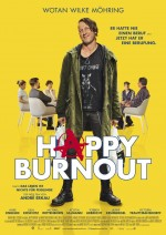 Happy Burnout (2017) afişi
