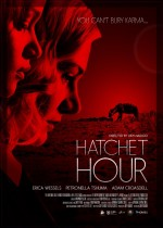 Hatchet Hour (2016) afişi