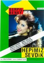 Hepimiz Sevdik (1993) afişi