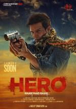 Hero Naam Yaad Rakhi (2015) afişi