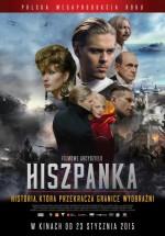 Hiszpanka (2015) afişi