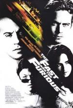 Hızlı Ve Öfkeli (2001) afişi