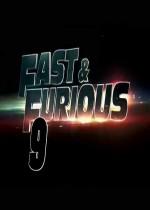 Fast & Furious 9 (2019) afişi