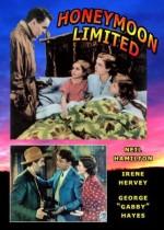 Honeymoon Limited (1935) afişi