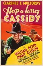 Hop-a-long Cassidy (1935) afişi