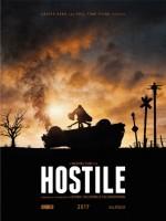 Hostile (2017) afişi