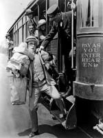Hot Water (1924) afişi