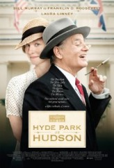 Hyde Park on Hudson (2012) afişi