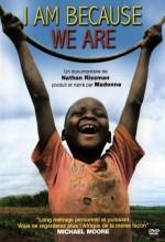 I Am Because We Are (2008) afişi