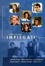 Impiegati (1984) afişi