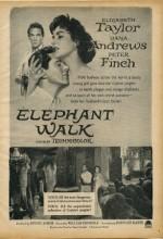 Intikam Geçidi (1954) afişi