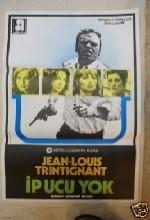 Ip Ucu Yok (1971) afişi