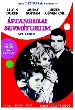 İstanbul'u Sevmiyorum (1968) afişi