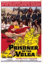 I Battellieri Del Volga (1959) afişi