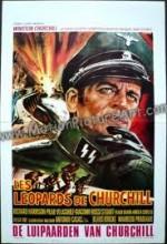 ı Leopardi Di Churchill (1970) afişi