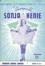 I Miss Sonia Henie