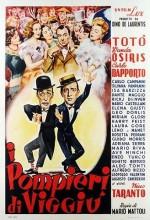 ı Pompieri Di Viggiù (1949) afişi