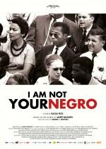 I Am Not Your Negro (2016) afişi