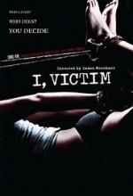 I, Victim  (2017) afişi