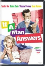 If A Man Answers (1962) afişi