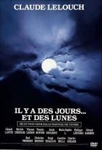 Il Y A Des Jours... Et Des Lunes (1990) afişi