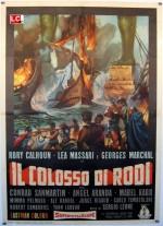 Il Colosso Di Rodi (1961) afişi