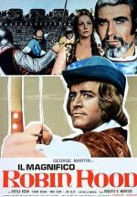 Il magnifico Robin Hood (1970) afişi