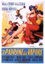 Il padrone del vapore (1951) afişi