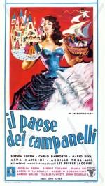 Il paese dei campanelli (1954) afişi